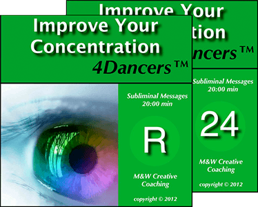 Subliminal Recordings - Coaching4Dancers™